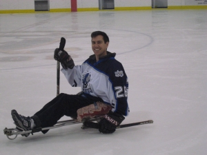 2007 Sled Hockey