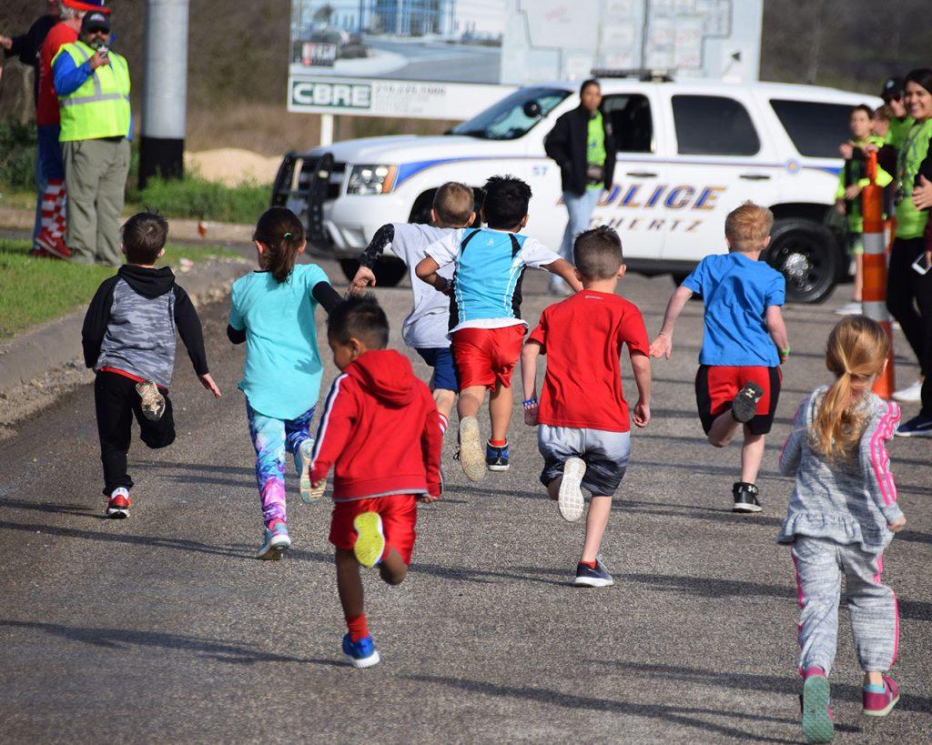 5K Kids Freedom Fun Run